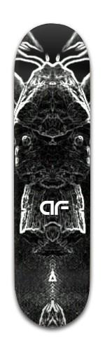 """""""af Ancient Memories"""" Banger Park Skateboard 8 x 31 3/4"""