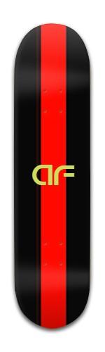 af red stripper Banger Park Skateboard 8 x 31 3/4