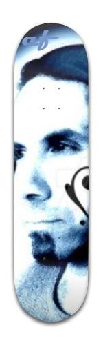 af portrait Banger Park Skateboard 8 x 31 3/4