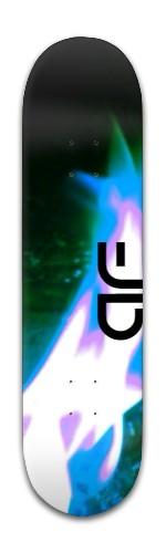 af energy burst Banger Park Skateboard 8 x 31 3/4