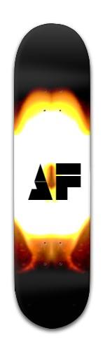 Keyhole Banger Park Skateboard 8 x 31 3/4