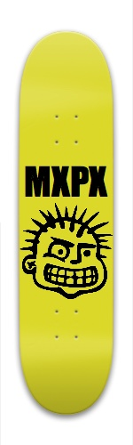 MXPX Park Skateboard 8 x 31.775
