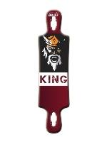 The King B52 Complete Longboard