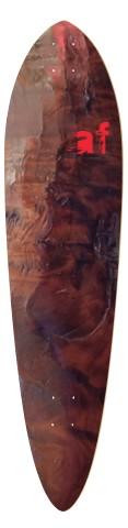 af Burl wood Classic Pintail 10.25 x 42