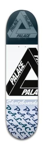 Palace Skateboards Banger Park Skateboard 8 x 31 3/4