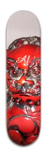 af DLD Banger Park Skateboard 8 x 31 3/4
