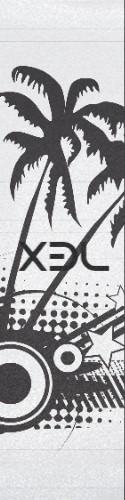 XBL Custom skateboard griptape