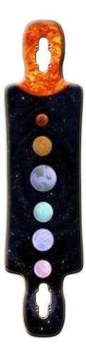Solar system Gnarliest 40 2015
