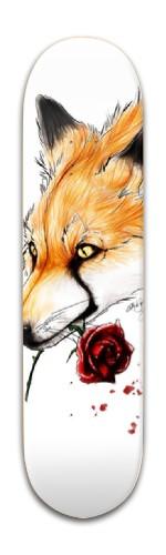 Fox and Rose Banger Park Skateboard 8 x 31 3/4