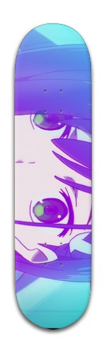 Ichigo Banger Park Skateboard 8 x 31 3/4