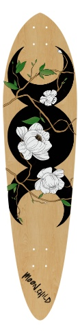 Moon Goddess Classic Pintail 10.25 x 42