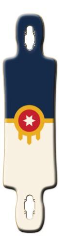 Tulsa Flag Gnarliest 40 2015