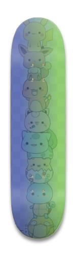 pokemon Park Skateboard 8.25 x 32.463