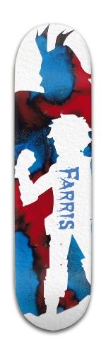 One for all Matthew Farris Custom 8.0 Powell Peralta Park Deck