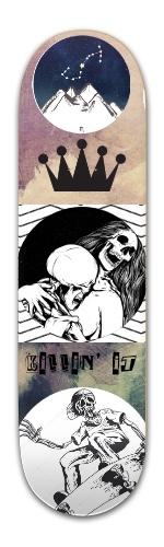 Killin' It Banger Park Skateboard 8.5 x 32 1/8