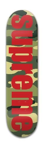SUPREME TIME Banger Park Skateboard 7 7/8 x 31 5/8