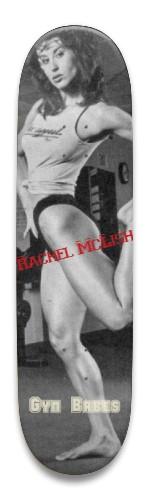 Rachel McLish Park Skateboard 8.5 x 32.463