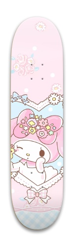 My melody Park Skateboard 7.88 x 31.495