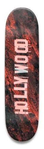 California skateboard Park Skateboard 8.5 x 32.463