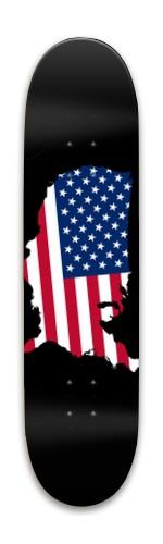 Flag skateboard Park Skateboard 7.88 x 31.495