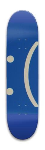 Emoji skateboard Park Skateboard 7.88 x 31.495