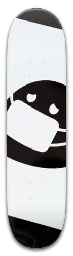 Emoji skateboard Park Skateboard 8 x 31.775