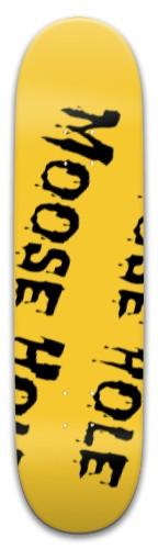 Moose Hole Park Skateboard 8 x 31.775