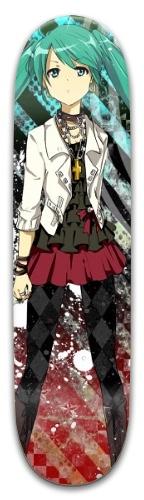 Punk Miku Park Skateboard 8 x 31.775