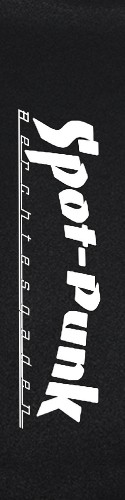 Spot-Punk Custom skateboard griptape