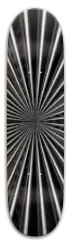 Swirl Park Skateboard 8 x 31.775