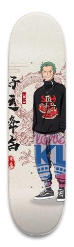 Zoro Park Skateboard 8.5 x 32.463