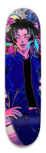 Akira Park Skateboard 8.5 x 32.463