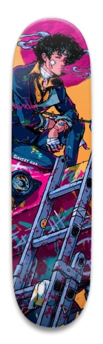 Spike Park Skateboard 8.5 x 32.463