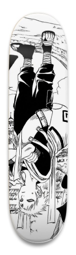 Gaara Park Skateboard 8.5 x 32.463