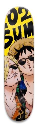 Sanji Park Skateboard 8.5 x 32.463