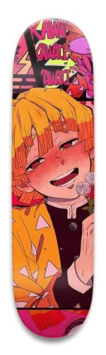 Zen Park Skateboard 8.5 x 32.463