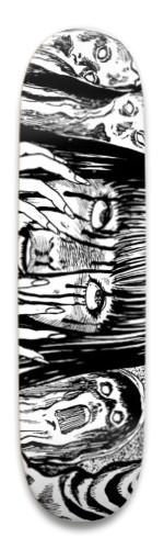 Horror Park Skateboard 8.5 x 32.463