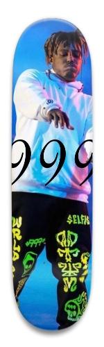 999 shit Park Skateboard 8.5 x 32.463