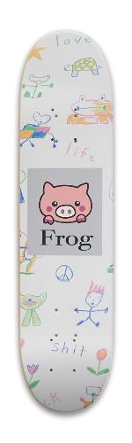 Froggies Park Skateboard 7.88 x 31.495