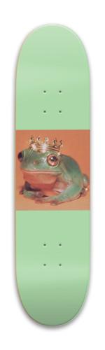 Frog UwU Park Skateboard 7.88 x 31.495