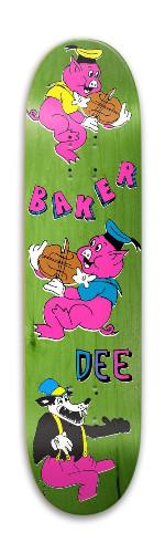 Baker Dee Park Skateboard 7.88 x 31.495