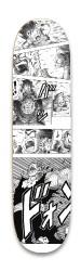 dbz piccolo saves gohan Park Skateboard 8.25 x 32.463