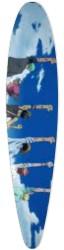 meilleure planche au monde Classic Pintail 42