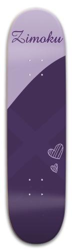 Zimoku Skateboard 32.25 x 8.125