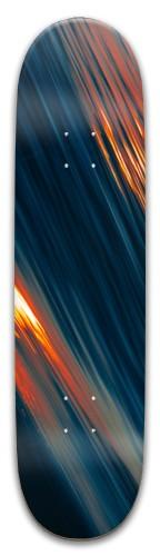 Abstract skateboard Park Skateboard 8 x 31.775