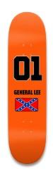 general lee Park Skateboard 8.25 x 32.463