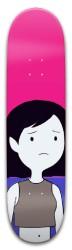 Marceline deck (: Park Skateboard 8 x 31.775