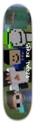 Mcyt Feral Boys Park Skateboard 8 x 31.775