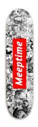 Meeptime (AHEGAO) 7.88 Park Skateboard 7.88 x 31.495