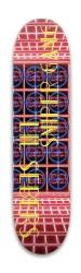 Lil Sebers Sniper Gang Deck Park Skateboard 7.88 x 31.495